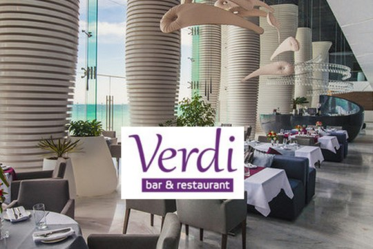 Ресторан Verdi Ялта