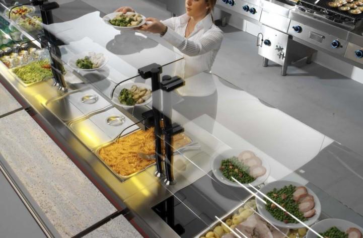 Оборудование, посуда, инвентарь для столовых, кафе, баров,  ресторанов.