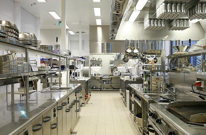 Проектирование, поставка, монтаж оборудования для предприятий питания.